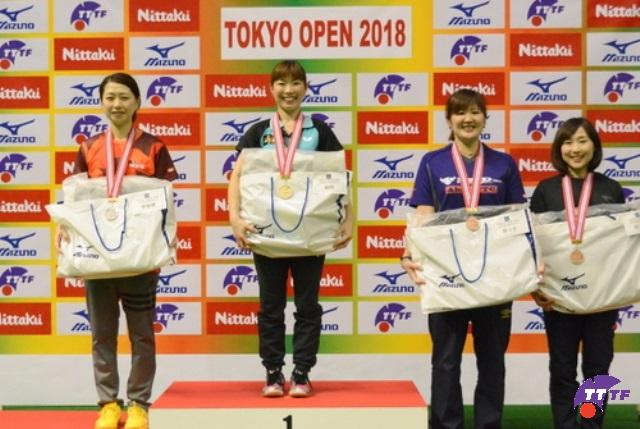 東京選手権2018サーティ女