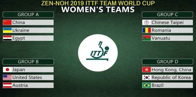 チームワールドカップ女子